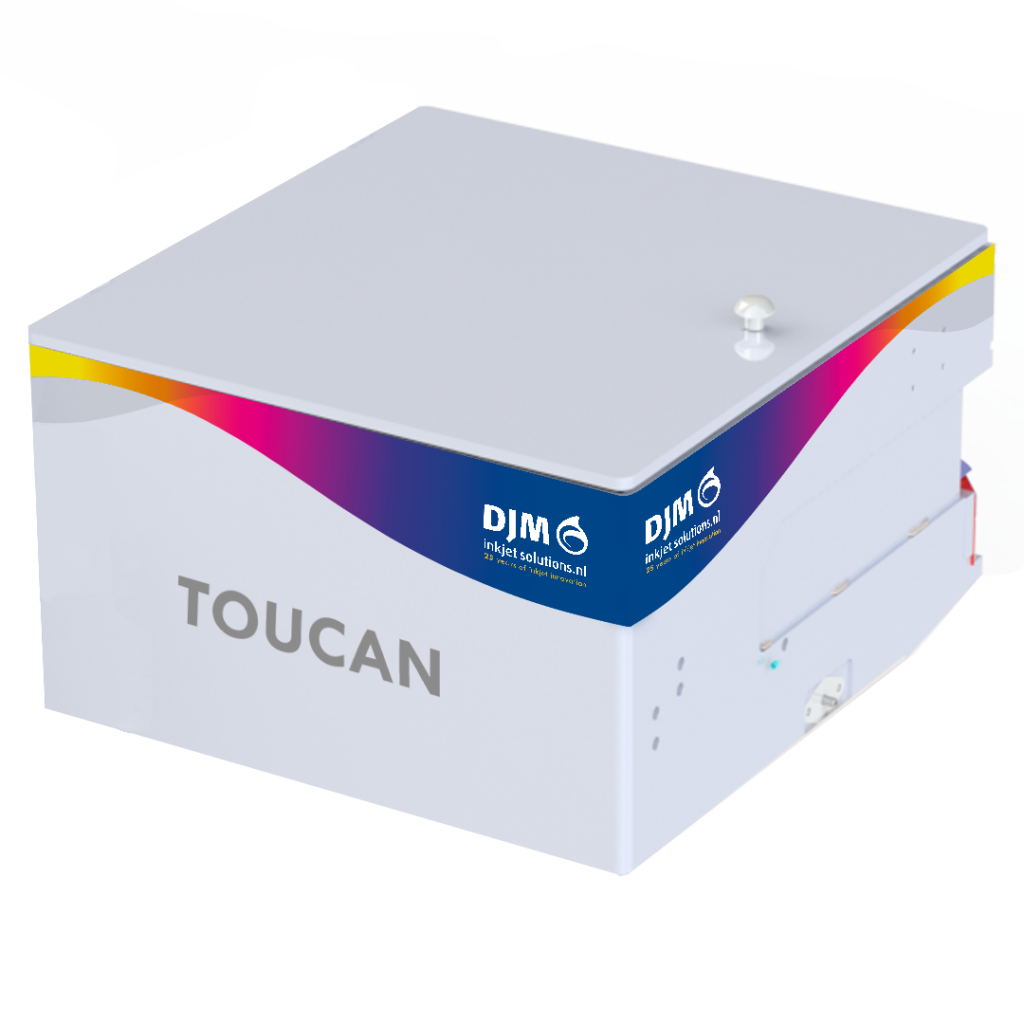 Toucan print module DJM